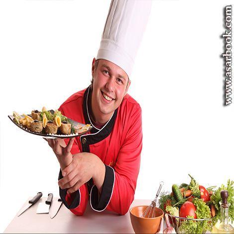 آشپزی و سفره آرايي